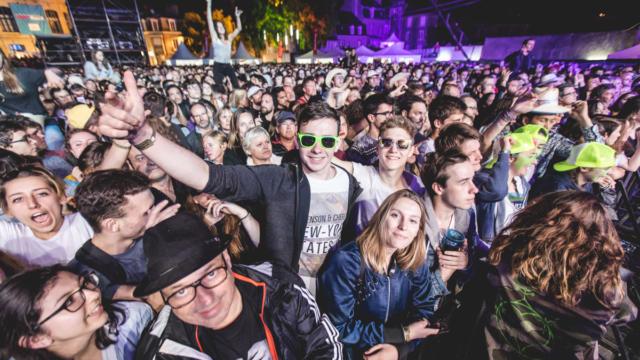 Festival Art Rock - Saint-Brieuc - Ambiance