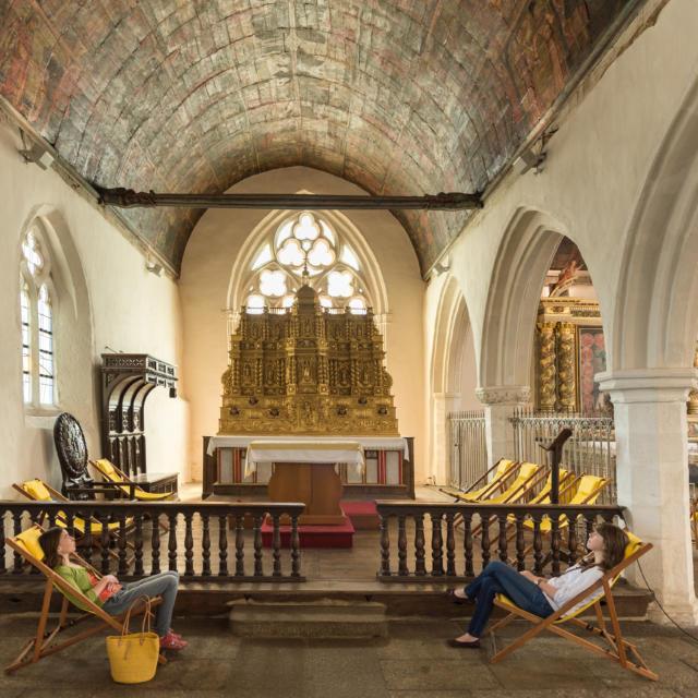 La Chapelle Notre Dame du Tertre