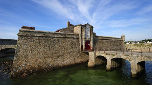 Port-Louis - La citadelle Vauban