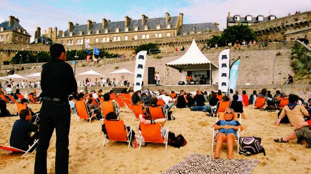 Route du rock 2008photo Pauline Auzou