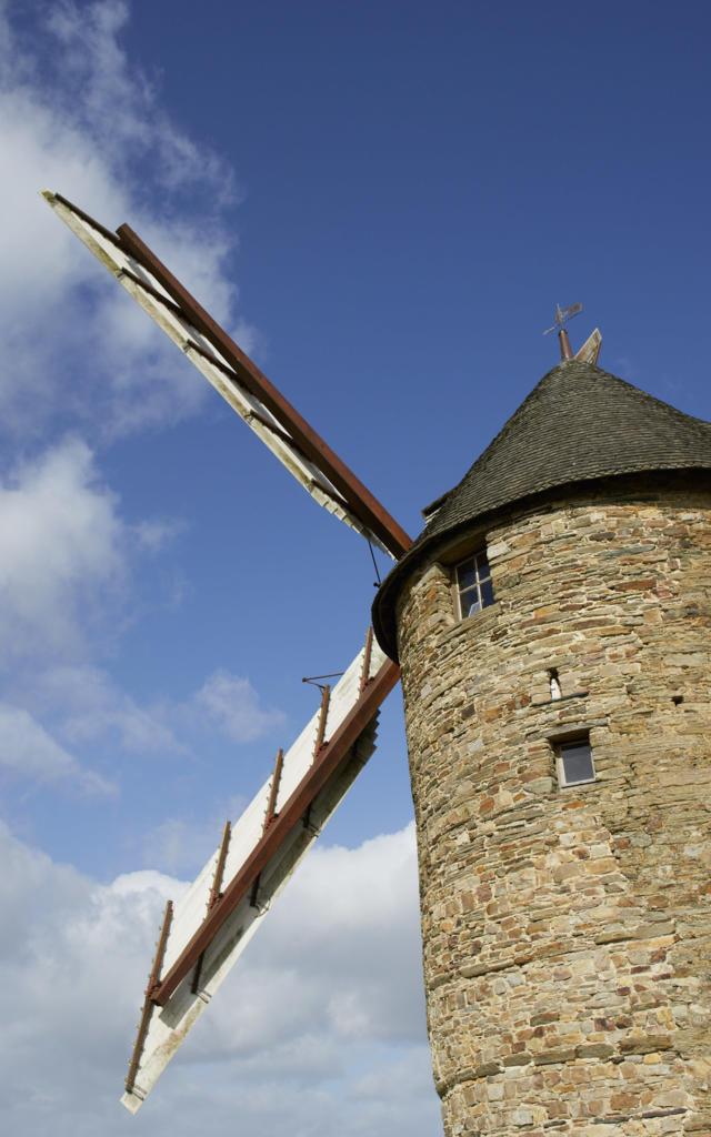 Moulin de Bertaud - Bain de Bretagne