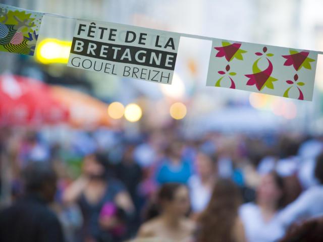 Fête de la Bretagne - Paris
