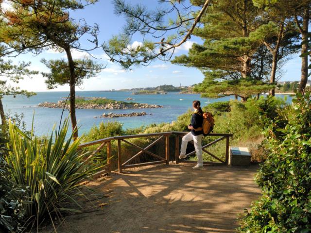 Île de Batz - Jardin Georges Delasselle