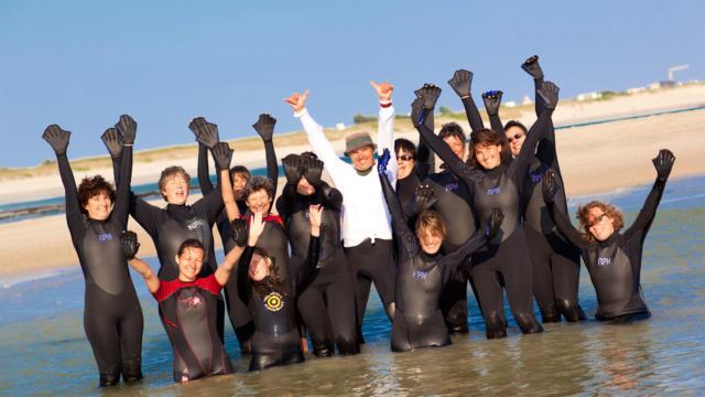 Avec Erwan Faites Vos Premiers Pas Aquatiques 11