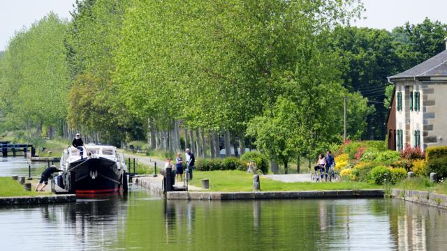 Canal Ile et Rance - Hédé