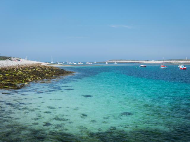 Explorez les beautés de l'archipel de Molène