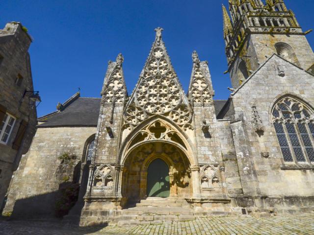 Eglise Notre-Dame de Roscudon - Pont-Croix