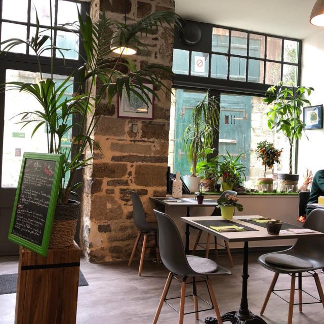 Annadata : Restaurant intérieur