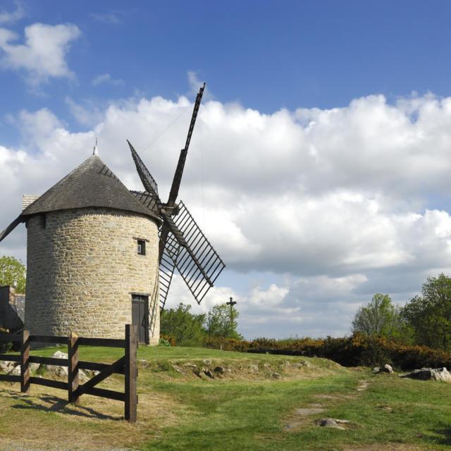 Dol-de-Bretagne et le Mont-Dol