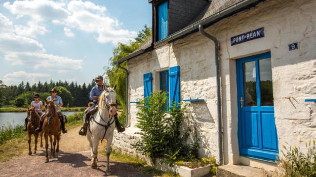Guichen - Le Boël et la vallée de la Vilaine