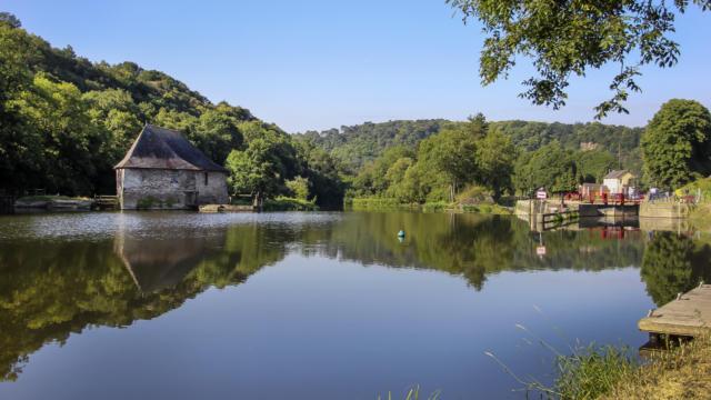 Le Boël et la vallée de la Vilaine