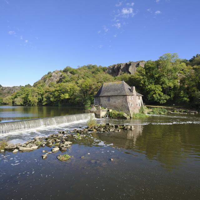 Redon - Le Boël et la vallée de la Vilaine