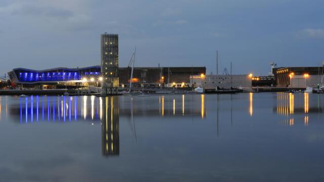 La cité de la Voile Eric Tabarly, Lorient