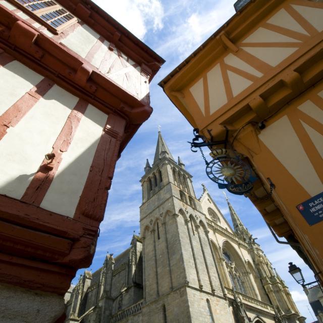 Place Henri IV - Vannes