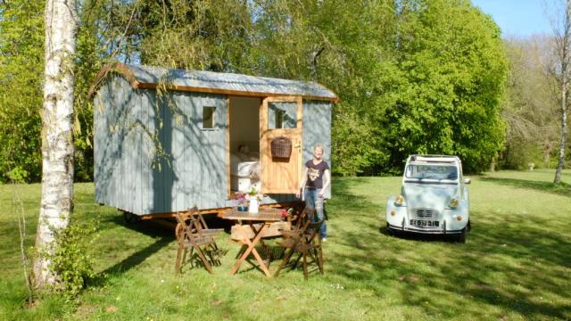Camping de Gouarec - Plélauff