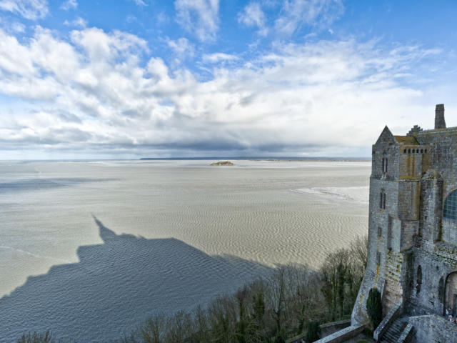 1 Le Mont Saint Michel Le Rouge Marc