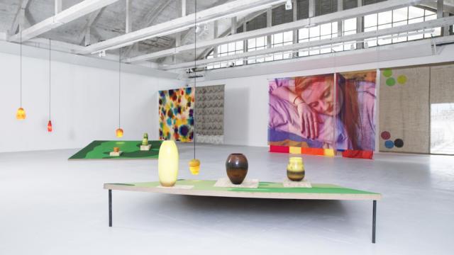Laura Aldridge - One to another one-to-one, Passerelle Centre d'art contemporain, Brest