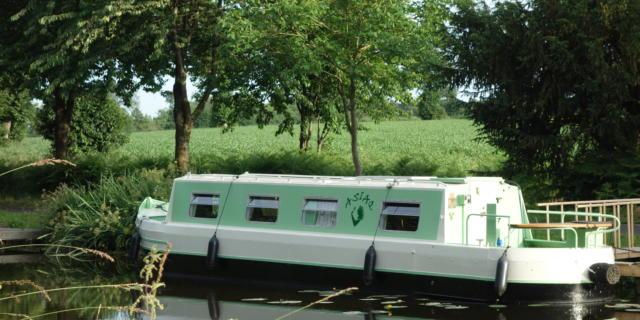 Asiaq, Narrowboat